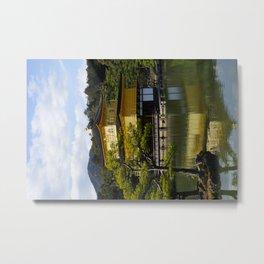 Golden Pavilion, Kyoto Metal Print