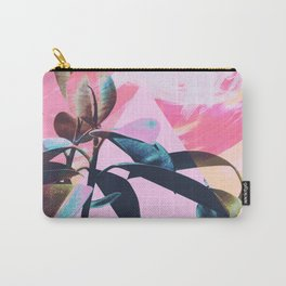 Painted Botanics Carry-All Pouch