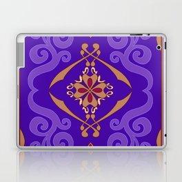 Aladdin Purple Magic Carpet Laptop & iPad Skin