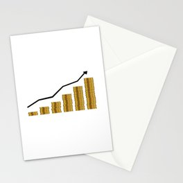 Rising Prices Stationery Cards