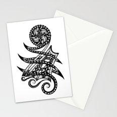 Shoulder Band Tattoo Stationery Cards