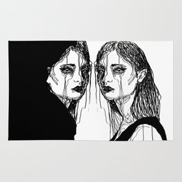 Two sides Rug