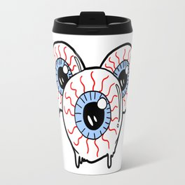 Mickey Eyeballs Travel Mug