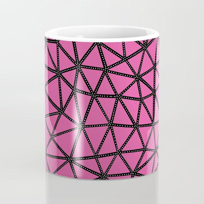 Segment A Pink Coffee Mug