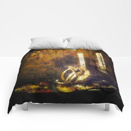 Inner Turmoil Comforters