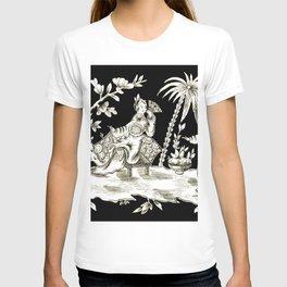 Black & White Chinoiserie T-shirt