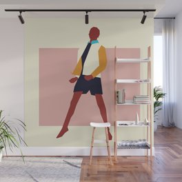Fashion Dance 3 Wall Mural