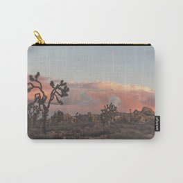 Joshua Tree Sunset No.2 Carry-All Pouch