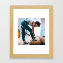 Halsey 22 Framed Art Print