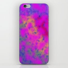 Cloudburst #1 iPhone Skin