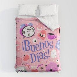 ¡Buenos Días! Comforters