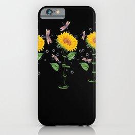 Kansas City Leavenworth City Sunflower hope love Gifts For Men Women iPhone Case