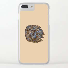 The Lion rules Clear iPhone Case