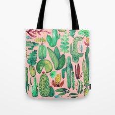 Nature Mix Pink!! Tote Bag