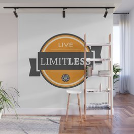 Live Limitless! Wall Mural