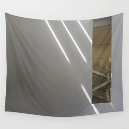 Staircase of Light Wall Tapestry