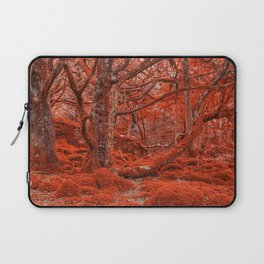 Ruby Moss Forest Laptop Sleeve