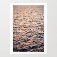 Ocean No. 2 Art Print