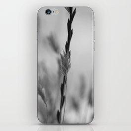 Weat Black And White iPhone Skin