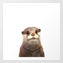 Otter Kunstdrucke