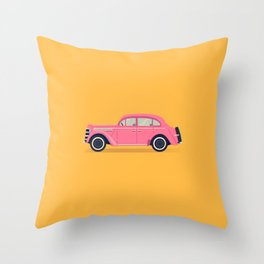 Moskvich400 Throw Pillow