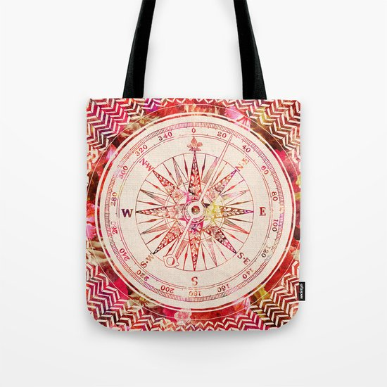 Follow Your Own Path II Tote Bag