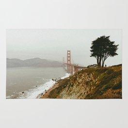 Golden Gate Bridge / San Francisco, California Rug