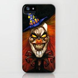 HALcLOWnEEN iPhone Case
