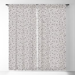 Seamless vector pattern overlay. Tiny hand drawn irregular speckles shapes. Blackout Curtain