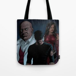 Matt, Fisk & Elektra Tote Bag