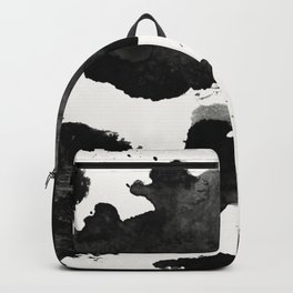 Water Color Rorschach Backpack