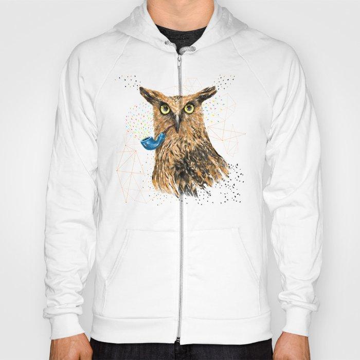 Mr.Owl V Hoody