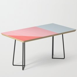 Mélange No. 2 Modern Geometric Coffee Table