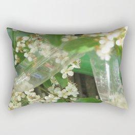 My Back Yard Rectangular Pillow
