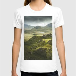 Isle of Skye, Scotland T-shirt