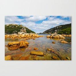Waychinicup National Park, Western Australia Canvas Print