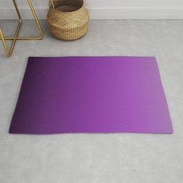 Dark Purple Ombre Rug