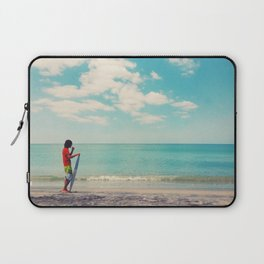 The Skimboarder Laptop Sleeve