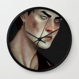 Little Hawke Wall Clock