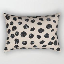 Boba Latte Rectangular Pillow