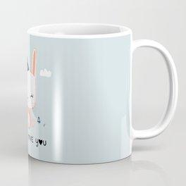 RABBIT BUNNY CARTOON Coffee Mug