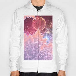 Universe in nature Hoody
