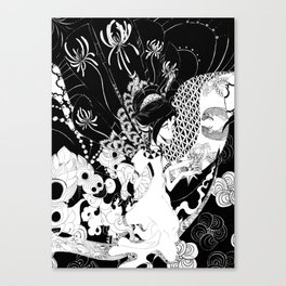 Vessels Canvas Print