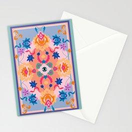 Eye Rug Stationery Cards