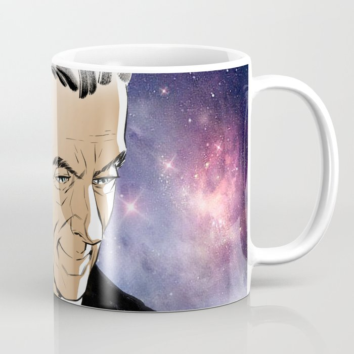 Twelfth Doctor Coffee Mug