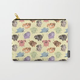 Piggy Party Carry-All Pouch