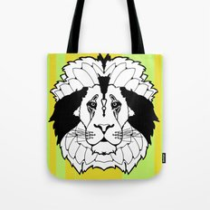 The Mane Attraction Tote Bag