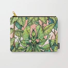 Leaf Mimic Carry-All Pouch