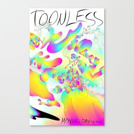toonless cintiq experience Canvas Print