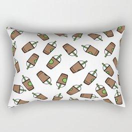 Bev Fresh Pattern Rectangular Pillow